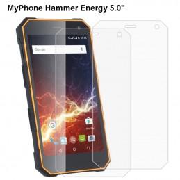 Szkło hartowane myPhone...