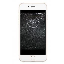 Wymiana Zbitej Szybki iPhone 6