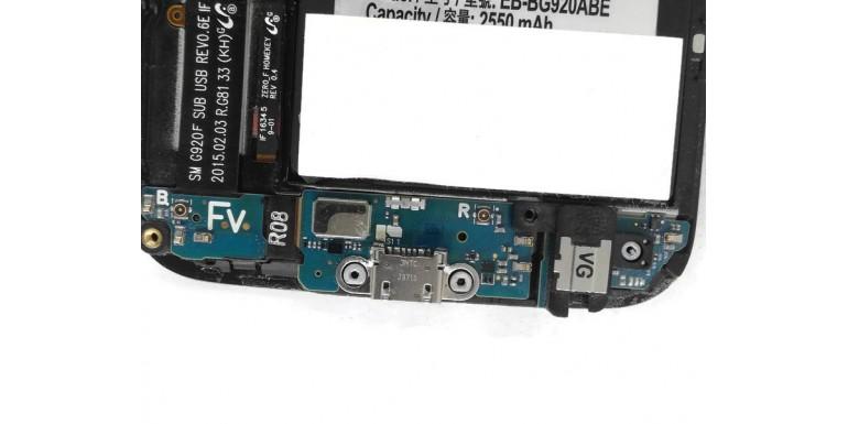 Serwis telefonów - Samsung Galaxy S6 SM-G920